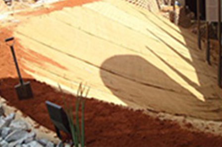 Biodegradable Soil Blankets - Gabion Box